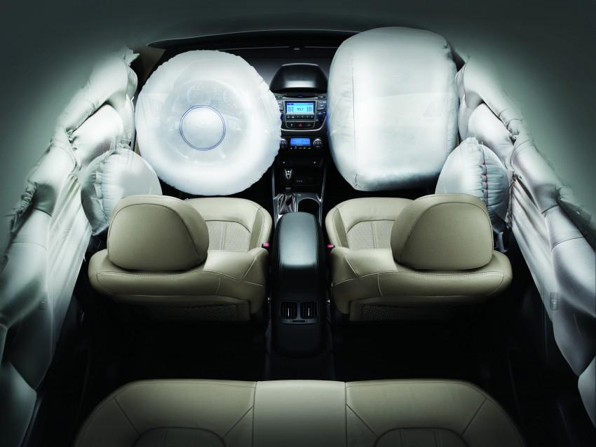 Hyundai Tucson Facelift makes debut at KLIMS13 Image #210246