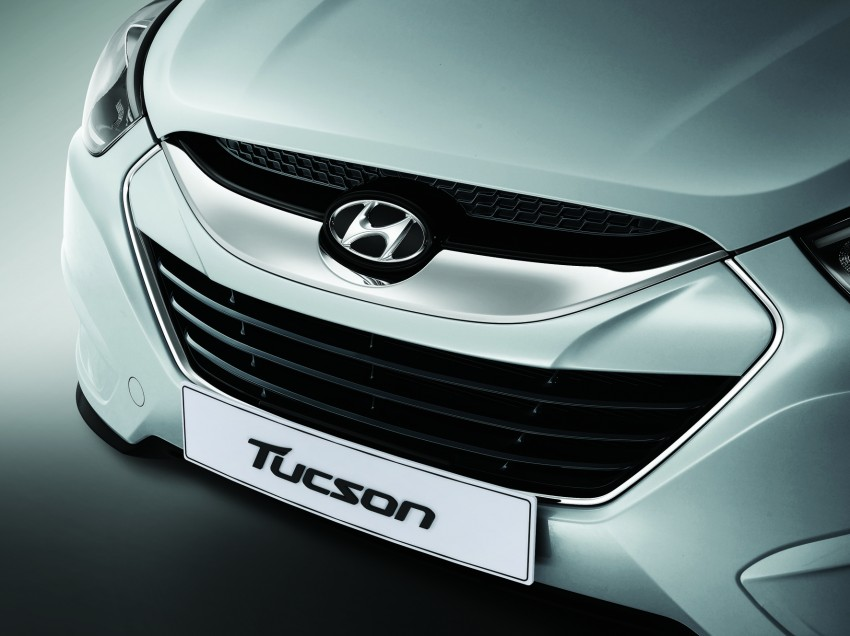 Hyundai Tucson Facelift makes debut at KLIMS13 Image #210248