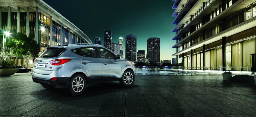 Hyundai Tucson Facelift makes debut at KLIMS13 Image #210243