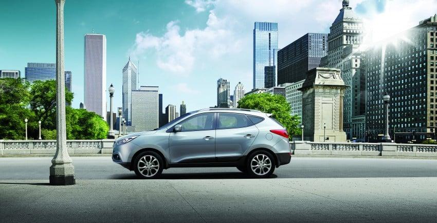 Hyundai Tucson Facelift makes debut at KLIMS13 Image #210242