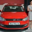 VW Polo Hatchback CKD-1