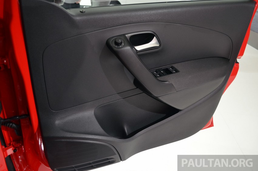 2014 Volkswagen Polo Hatchback previewed at KLIMS13 – CKD, 1.6 MPI, 6sp auto, launch in 2014 Image #209570
