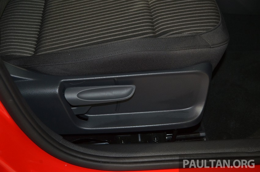 2014 Volkswagen Polo Hatchback previewed at KLIMS13 – CKD, 1.6 MPI, 6sp auto, launch in 2014 Image #209573