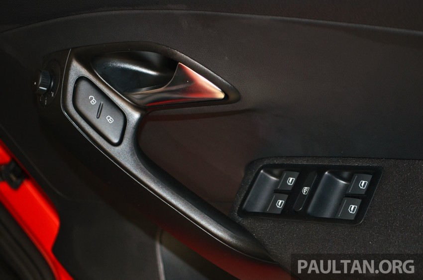 2014 Volkswagen Polo Hatchback previewed at KLIMS13 – CKD, 1.6 MPI, 6sp auto, launch in 2014 Image #209579