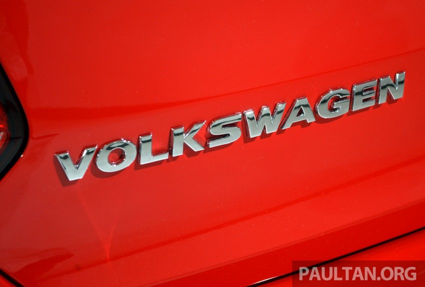 2014 Volkswagen Polo Hatchback previewed at KLIMS13 – CKD, 1.6 MPI, 6sp auto, launch in 2014 Image #209581