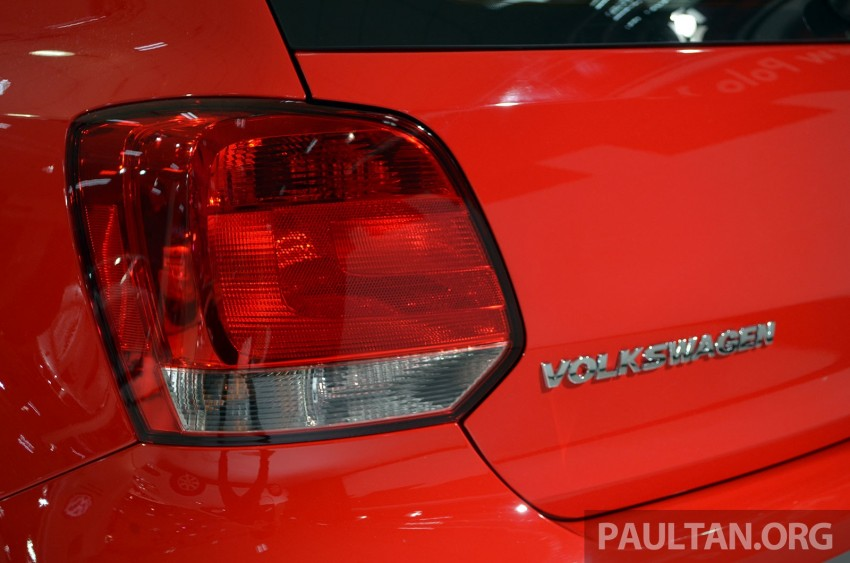 2014 Volkswagen Polo Hatchback previewed at KLIMS13 – CKD, 1.6 MPI, 6sp auto, launch in 2014 Image #209588