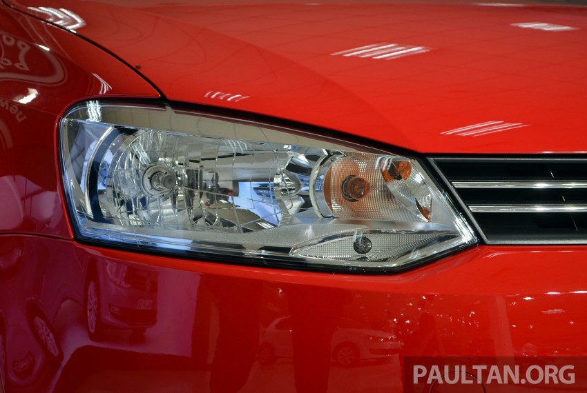 2014 Volkswagen Polo Hatchback previewed at KLIMS13 – CKD, 1.6 MPI, 6sp auto, launch in 2014 Image #209564