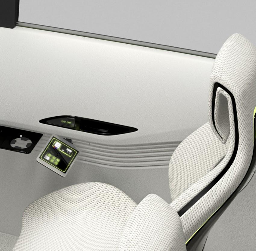 Tokyo 2013: Mitsubishi Concept AR previews new MPV Image #212836