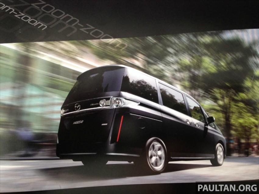 Mazda Biante 2.0 Skyactiv listed on oto.my – RM157k Image #207961