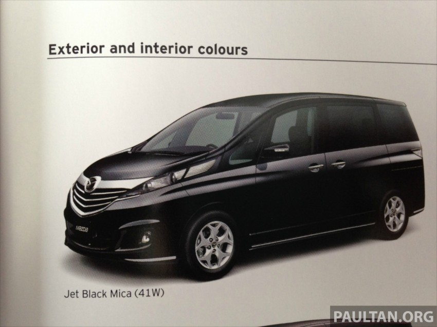 Mazda Biante 2.0 Skyactiv listed on oto.my – RM157k Image #207969