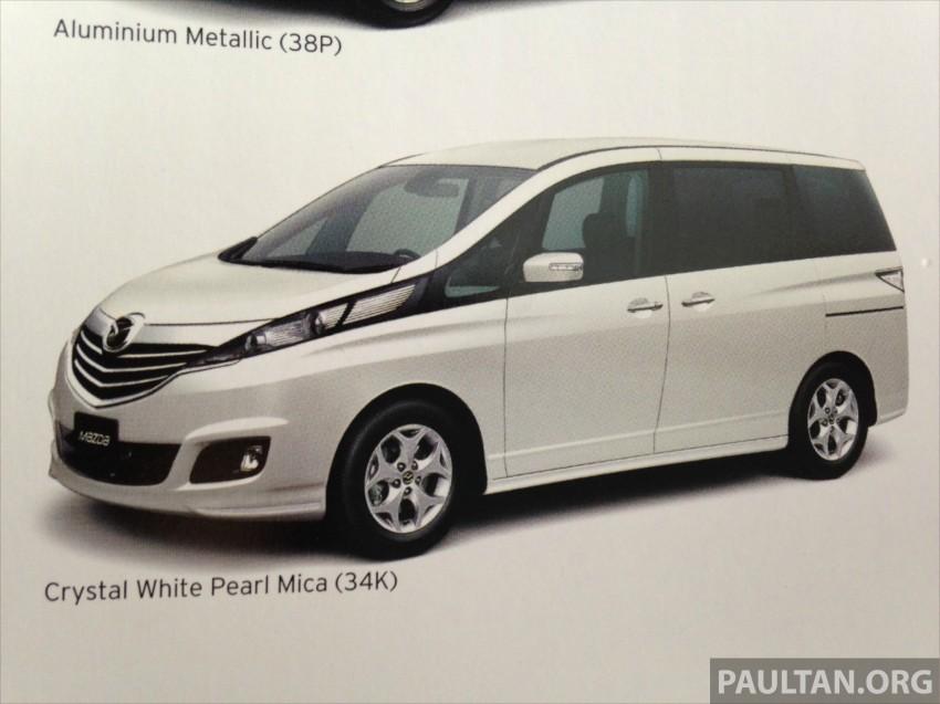 Mazda Biante 2.0 Skyactiv listed on oto.my – RM157k Image #207971