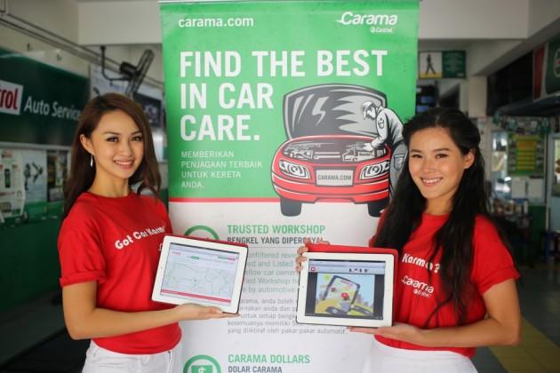 carama by castrol