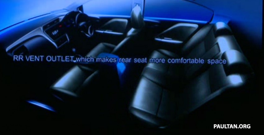 2014 Honda City makes world debut in India – class leading wheelbase, 1.5L diesel and petrol engines Image #213796