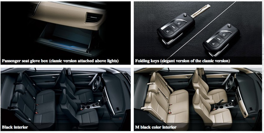 2014 Toyota Corolla Altis coming to Malaysia soon Image #207754