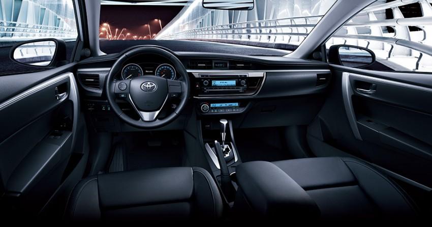 2014 Toyota Corolla Altis coming to Malaysia soon Image #207749