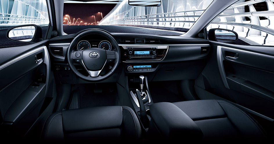 Back to Story: 2014 Toyota Corolla Altis coming to Malaysia soon