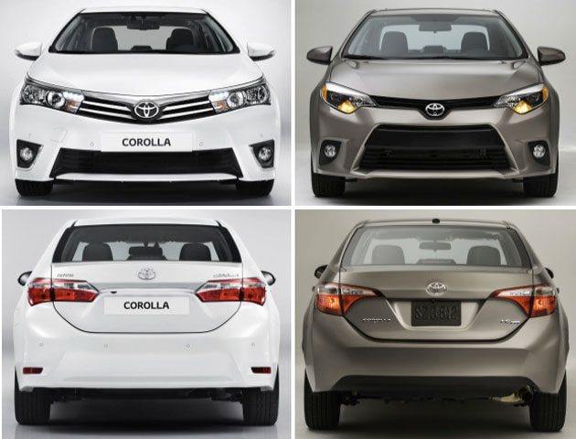 2014 Toyota Corolla Infohub Paul Tan S Automotive News