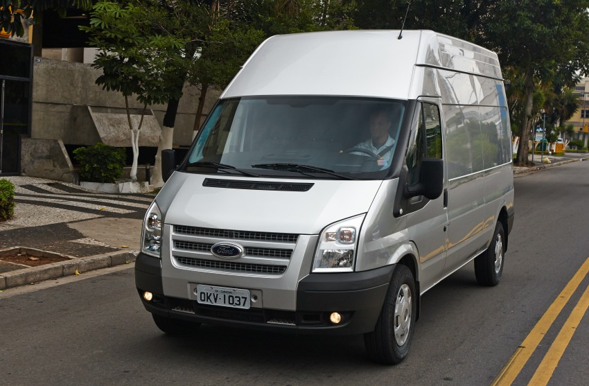 Ford Transit to be locally assembled in 2014 – fifth-gen model, two 2.2 litre Duratorq TDCI diesel variants Image #208408