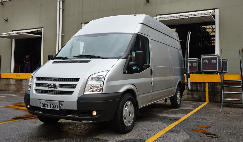 Ford Transit to be locally assembled in 2014 – fifth-gen model, two 2.2 litre Duratorq TDCI diesel variants Image #208406