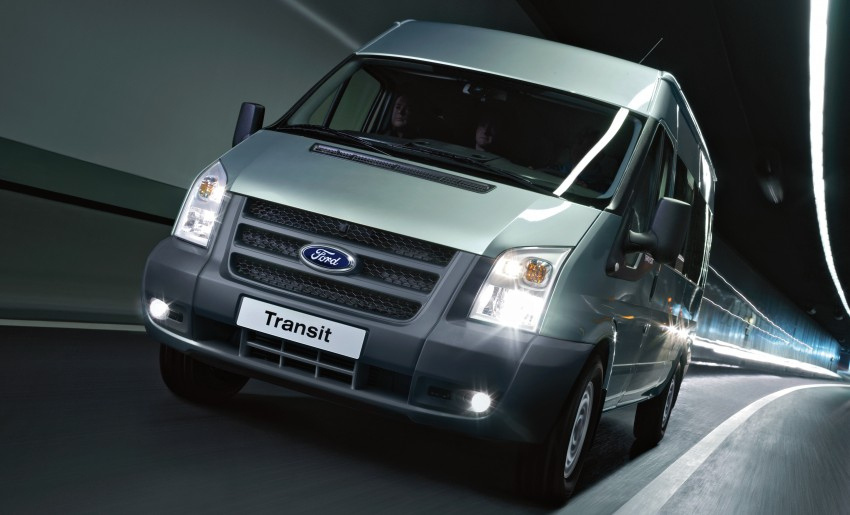 Ford Transit to be locally assembled in 2014 – fifth-gen model, two 2.2 litre Duratorq TDCI diesel variants Image #208411