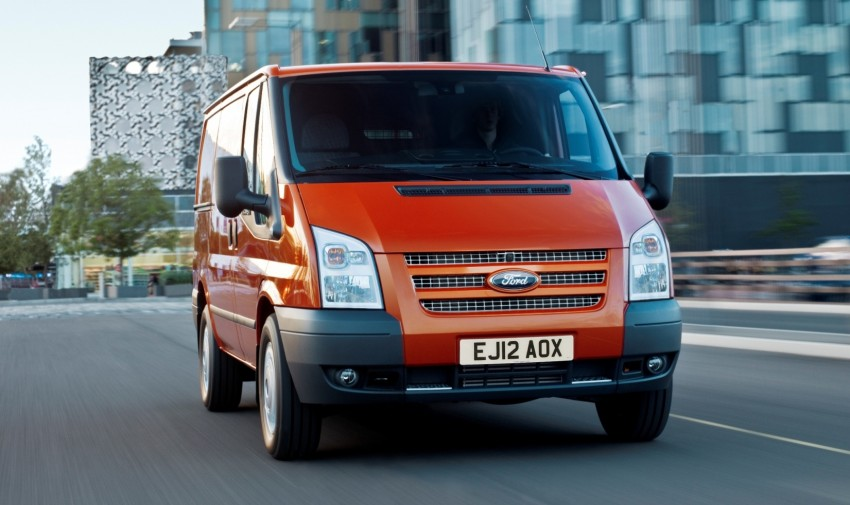 Ford Transit to be locally assembled in 2014 – fifth-gen model, two 2.2 litre Duratorq TDCI diesel variants Image #208412