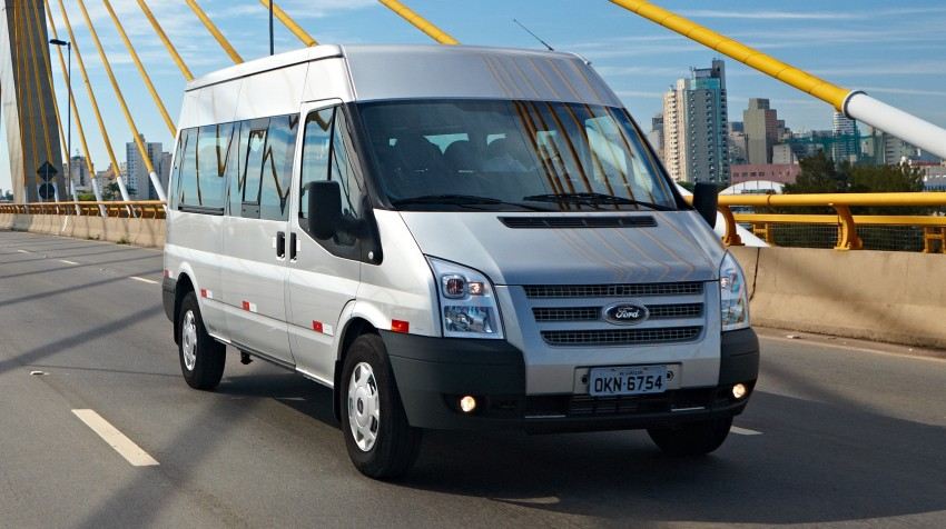 Ford Transit to be locally assembled in 2014 – fifth-gen model, two 2.2 litre Duratorq TDCI diesel variants Image #208409