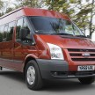 ford transit 5th-gen window van