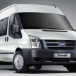 ford transit 5th-gen window van 370L