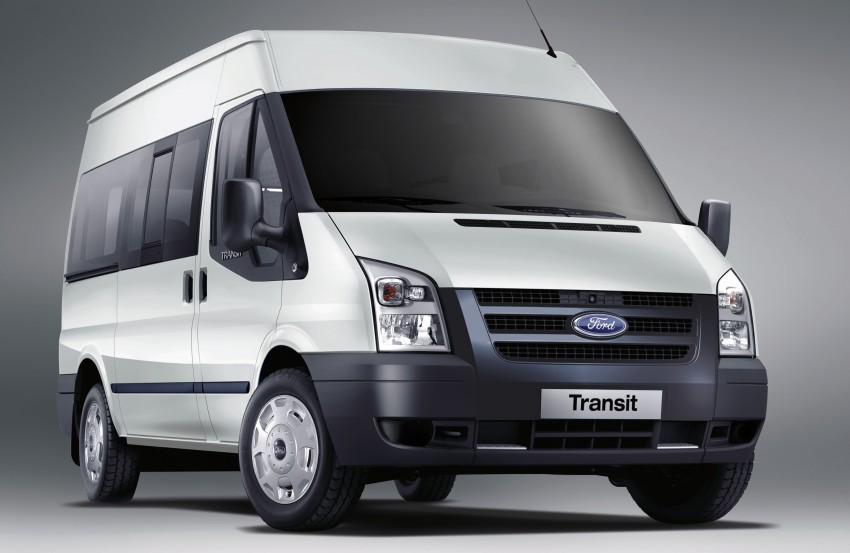 Ford Transit to be locally assembled in 2014 – fifth-gen model, two 2.2 litre Duratorq TDCI diesel variants Image #208410