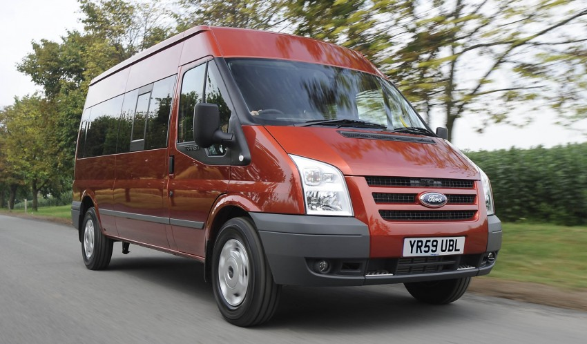 Ford Transit to be locally assembled in 2014 – fifth-gen model, two 2.2 litre Duratorq TDCI diesel variants Image #208353