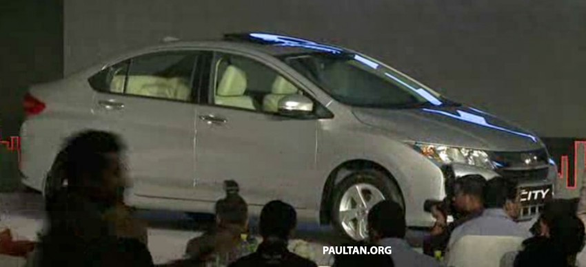2014 Honda City makes world debut in India – class leading wheelbase, 1.5L diesel and petrol engines Image #213795
