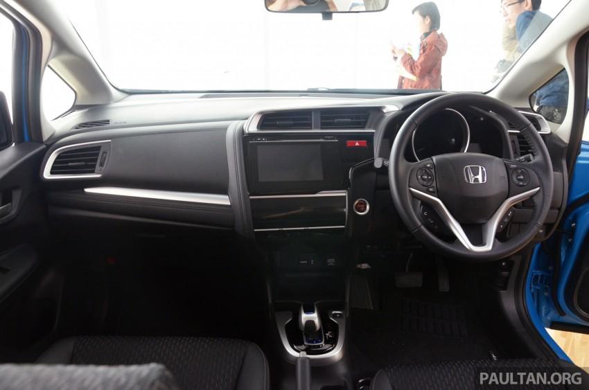 GALLERY: Honda Jazz Hybrid at new Yorii plant Image #211548