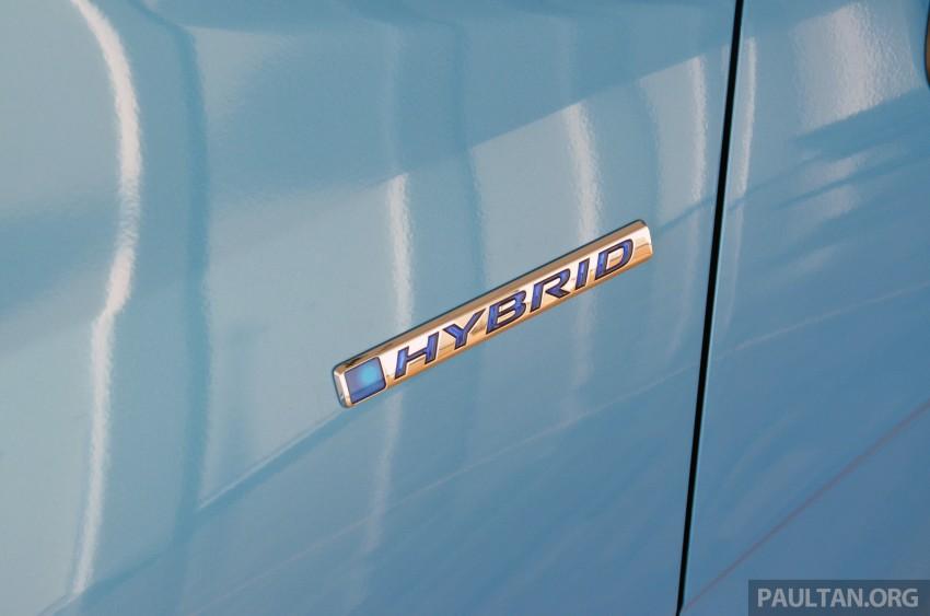 GALLERY: Honda Jazz Hybrid at new Yorii plant Image #211550