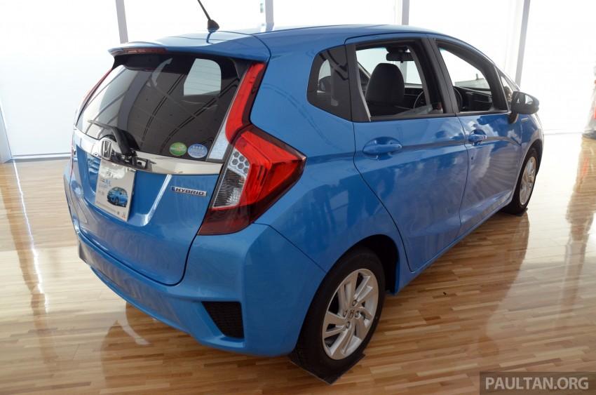GALLERY: Honda Jazz Hybrid at new Yorii plant Image #211553