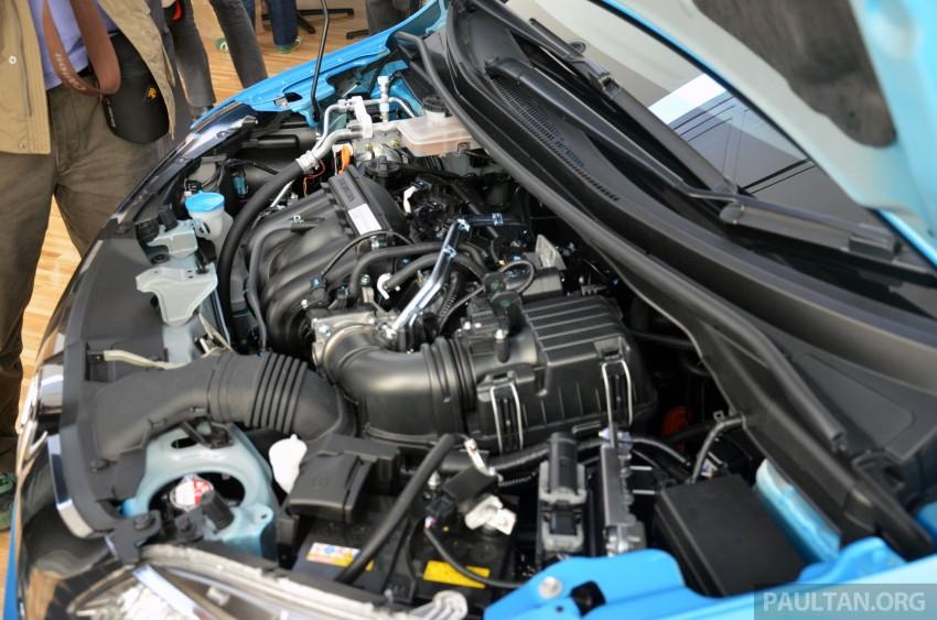 GALLERY: Honda Jazz Hybrid at new Yorii plant Image #211571