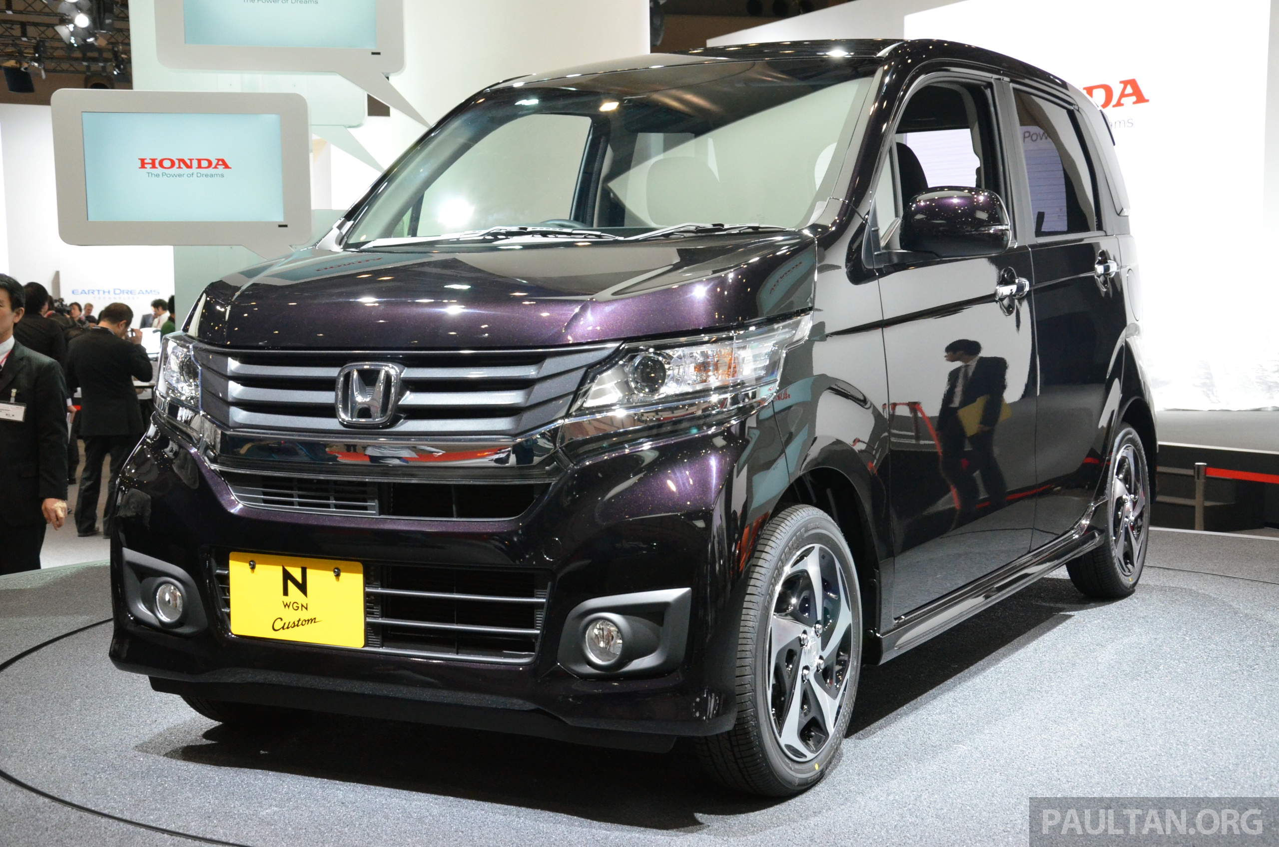 Tokyo 2013: Honda N-WGN and N-WGN Custom honda-n-wgn ...