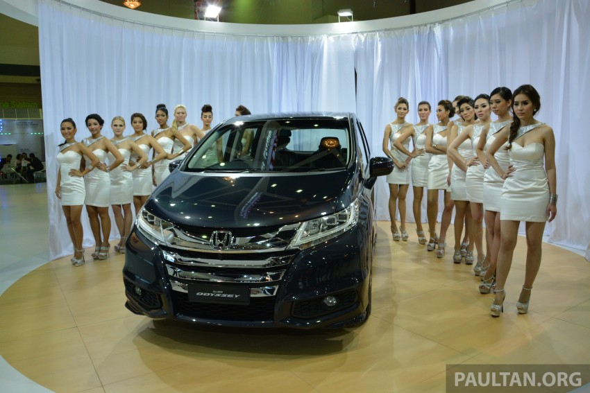 2013 Honda Odyssey launched – RM228k to RM248k Image #209715