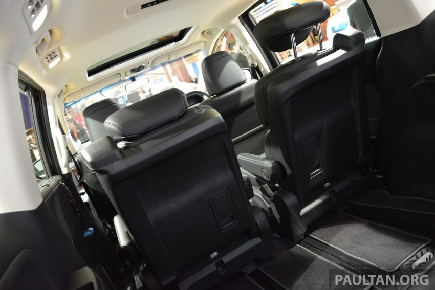 2013 Honda Odyssey launched – RM228k to RM248k Image #209724