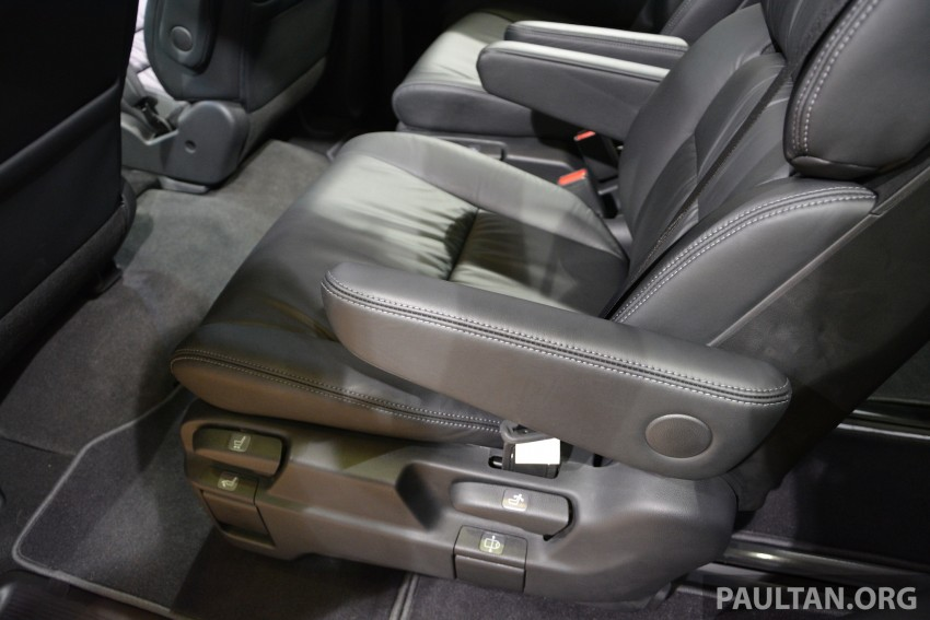 2013 Honda Odyssey launched – RM228k to RM248k Image #209725