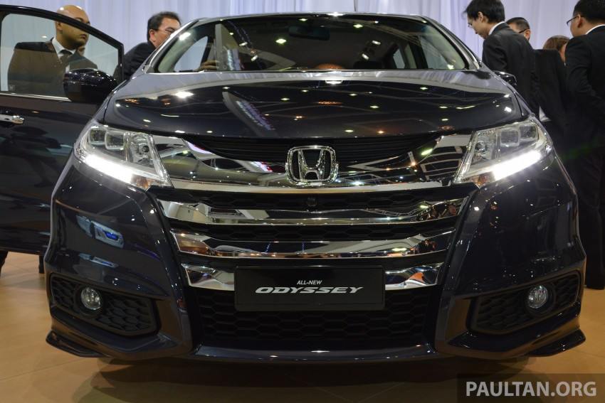 2013 Honda Odyssey launched – RM228k to RM248k Image #209726