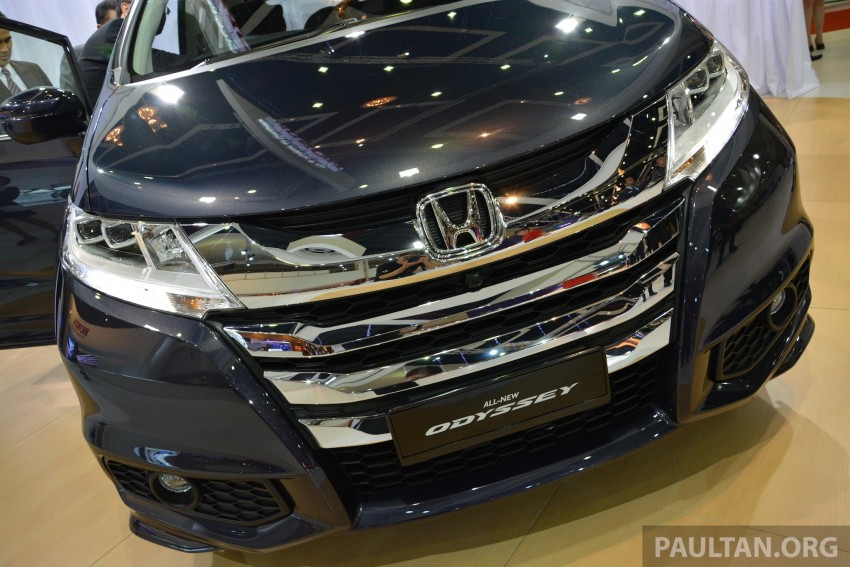 2013 Honda Odyssey launched – RM228k to RM248k Image #209727