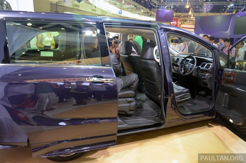 2013 Honda Odyssey launched – RM228k to RM248k Image #209660