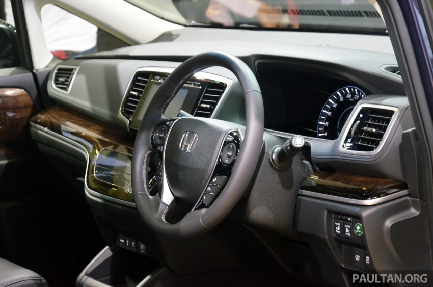 2013 Honda Odyssey launched – RM228k to RM248k Image #209661