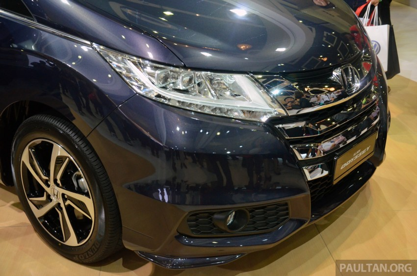 2013 Honda Odyssey launched – RM228k to RM248k Image #209663