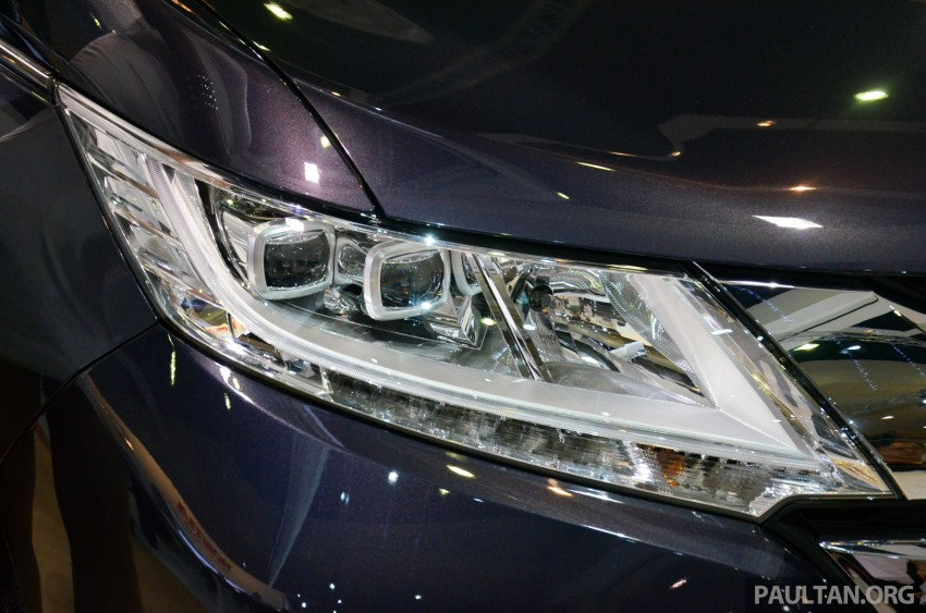 2013 Honda Odyssey launched – RM228k to RM248k Image #209664