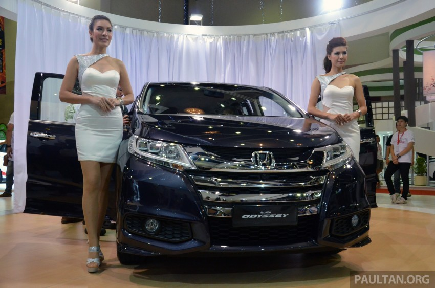 2013 Honda Odyssey launched – RM228k to RM248k Image #209667