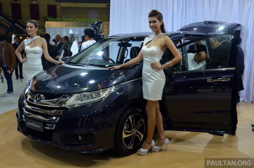 2013 Honda Odyssey launched – RM228k to RM248k Image #209669