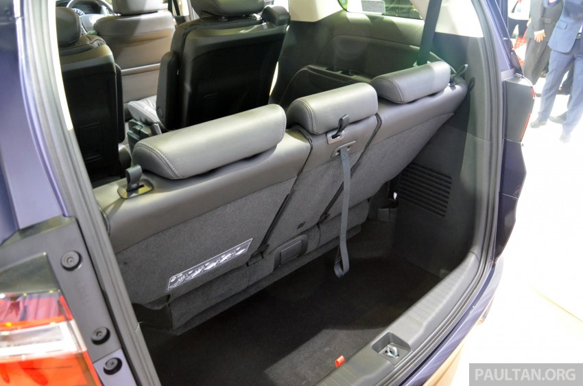 2013 Honda Odyssey launched – RM228k to RM248k Image #209670