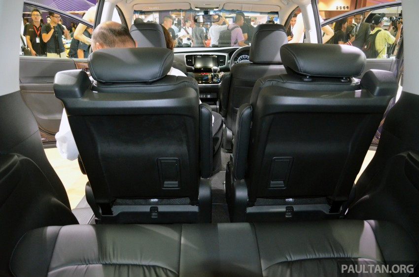 2013 Honda Odyssey launched – RM228k to RM248k Image #209671