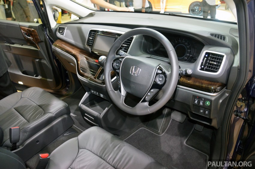 2013 Honda Odyssey launched – RM228k to RM248k Image #209674